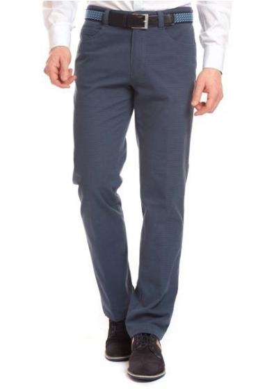 Wegener Douglas 5554 Modré Pánské kalhoty