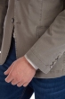 W. Wegener 5403 Nelson šedavě hnědá sako