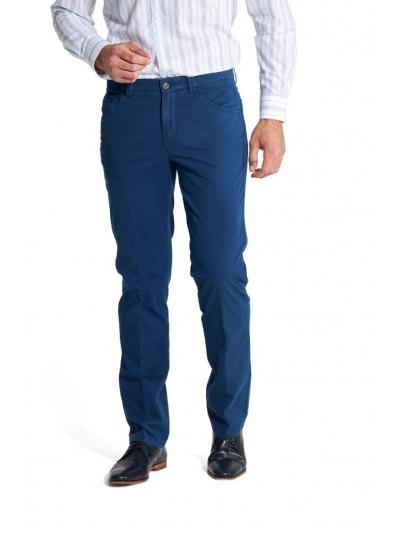 Meyer Dublin 5431 Modré pánské kalhoty