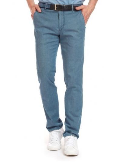 Meyer Bonn 5685 Modré panské kalhoty