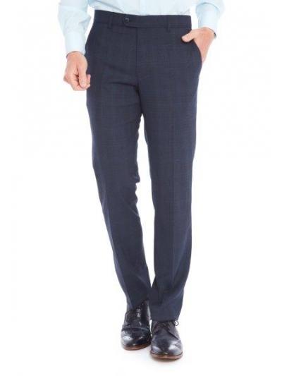 Meyer Bonn 6387 modré pánské kalhoty