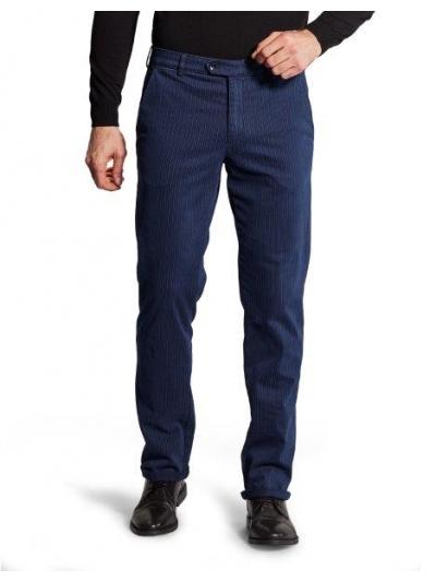 Meyer Bonn 6422 modré pánské kalhoty