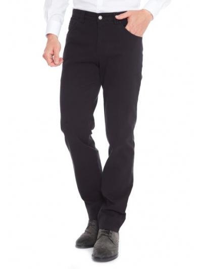 Meyer Dublin 6437 Černá pánské kalhoty