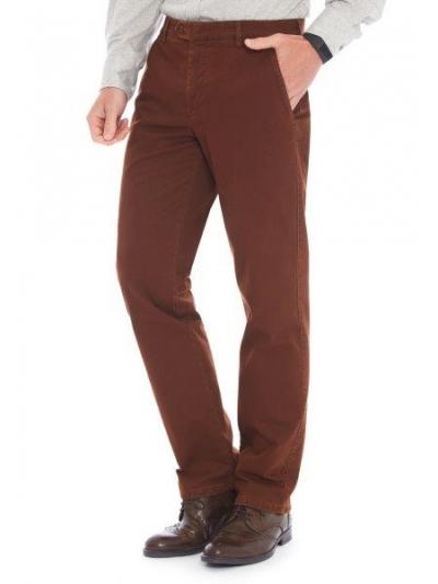 Meyer 6447 Bonn hnědy pánské kalhoty