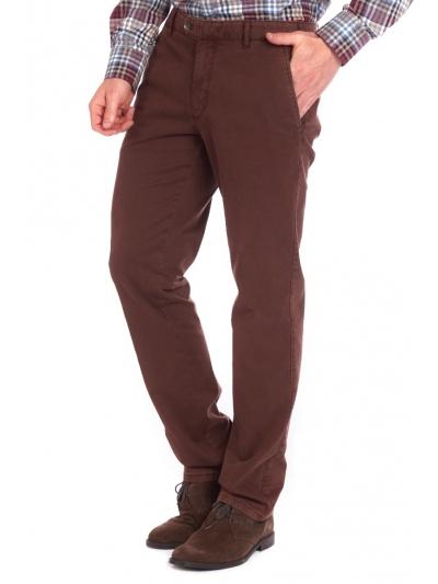 Meyer 6447 Bonn rezavě hnědá pánské kalhoty