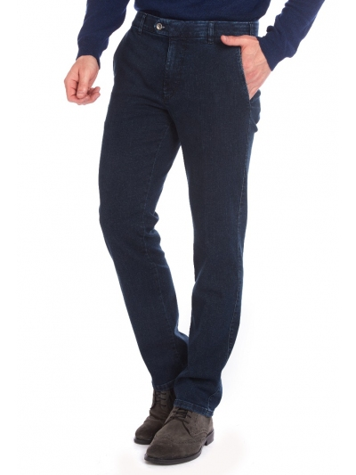 Meyer Bonn 6485 tmavě modrá pánské kalhoty