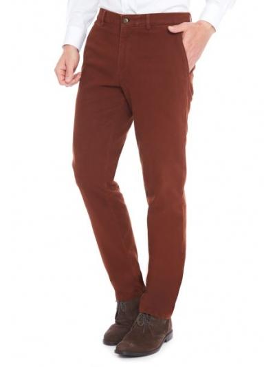 W. Wegener 6547 Rover cihlová červená panské kalhoty