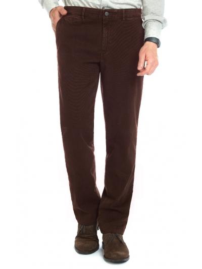 W. Wegener 6547 Rover burgundské panské kalhoty