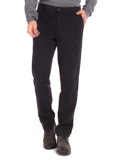 W. Wegener Conti 6574 tmavě šedá panské kalhoty