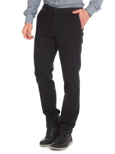 W. Wegener Conti 6628 tmavě šedá panské kalhoty