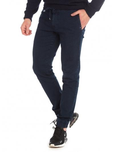 W. Wegener Runner 6876 modré kalhoty