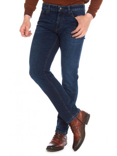 Wegener Jeans Cordoba 6897 modrý panské kalhoty