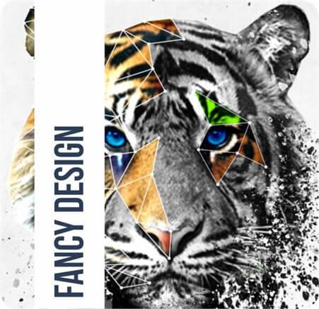 Fancy design